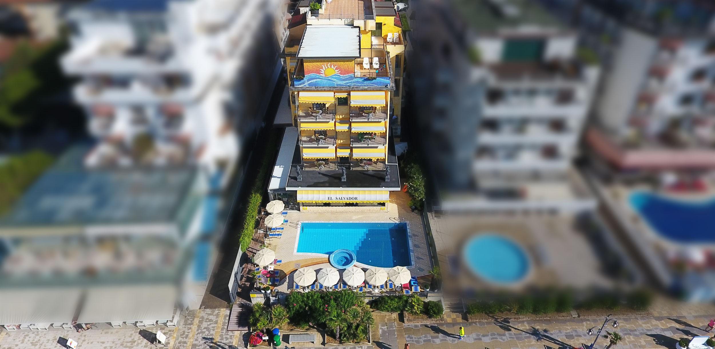El Salvador Hotel Jesolo