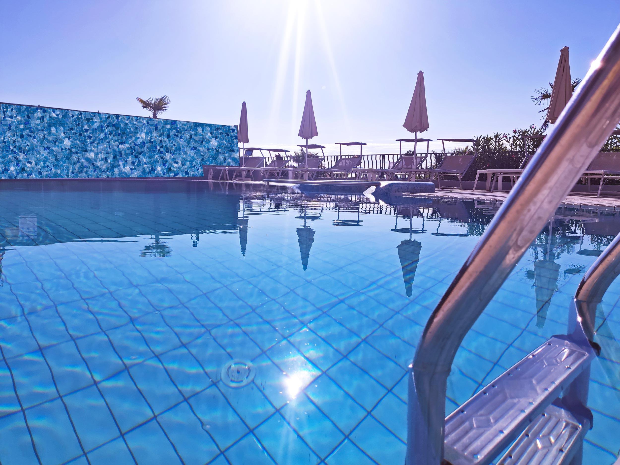 Schwimmbad el SALVADOR Hotel